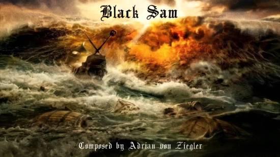 copertina black sam