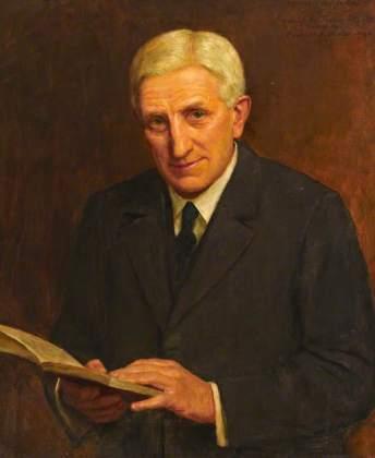 Olivier, Herbert Arnould, 1861-1952; Wilfred Batten Lewis Trotter (1872-1939)